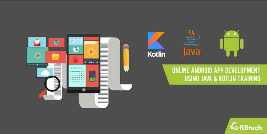 Best Online Android Training Course with 100% Job Guarantee